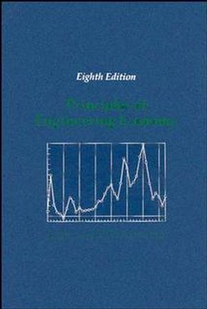 Principles of Engineering Economy, 8th Edition (047163526X) cover image