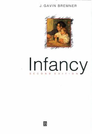 Infancy, 2nd Edition (063118466X) cover image