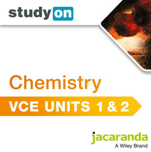 StudyOn VCE Chemistry Units 1 & 2 (Online Purchase)