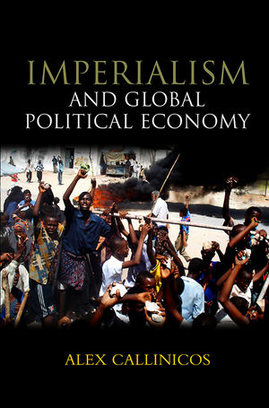 Imperialism and Global Political Economy (074564046X) cover image