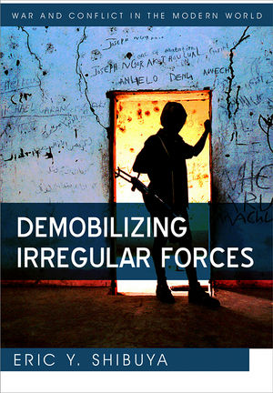 Demobilizing Irregular Forces (074564886X) cover image
