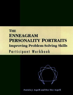 Enneagram Personality Portraits, Improving Problem-Solving Skills Card Deck- Idealist Thinkers (set of 9 cards), Workbook (078790886X) cover image