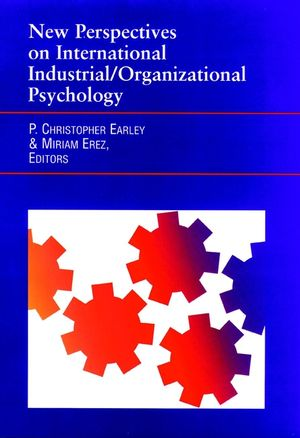 New Perspectives on International Industrial/Organizational Psychology (078790936X) cover image
