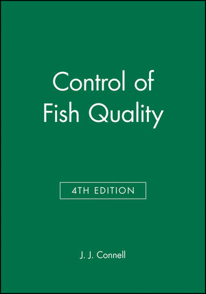 Control of Fish Quality, 4th Edition