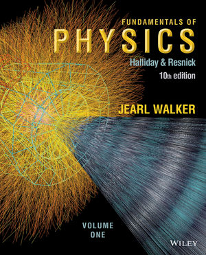 Fundamentals of Physics, Volume 1 (Chapters 1 - 20), 10th Edition
