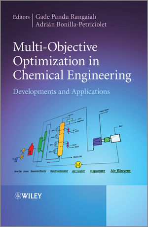 Multi-Objective Optimization in Chemical Engineering: Developments and Applications