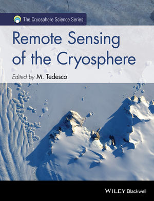 Remote Sensing of the Cryosphere (111836886X) cover image