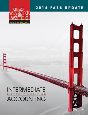 2014 FASB Update Intermediate Accounting, 15th Edition