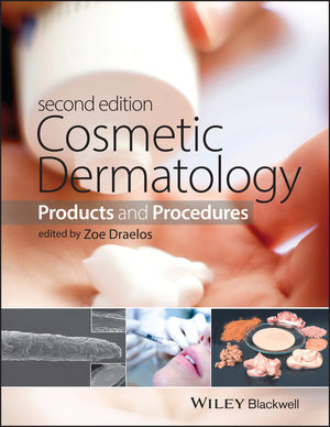 Cosmetic Dermatology: Products and Procedures, 2nd Edition (111865546X) cover image