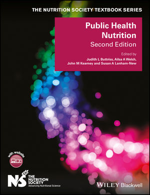 Public Health Nutrition, 2nd Edition (111866096X) cover image