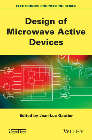 Design of Microwave Active Devices (111881486X) cover image