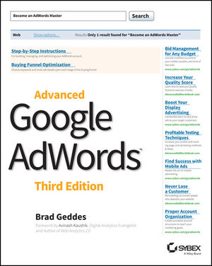 Advanced Google AdWords 3rd