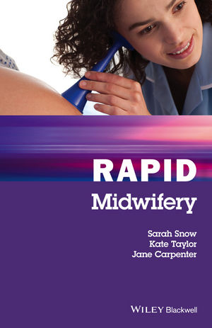 Rapid Midwifery (111902336X) cover image