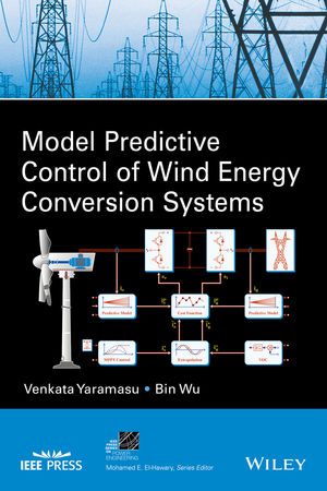 Model Predictive Control of Wind Energy Conversion Systems (111908296X) cover image