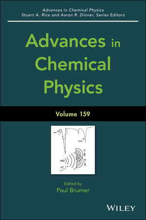 Advances in Chemical Physics, Volume 159