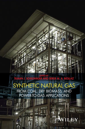 Synthetic Natural Gas: From Coal, Dry Biomass, and Power-to-Gas Applications (111919136X) cover image