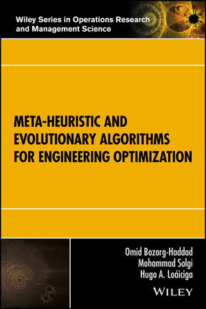 Meta-heuristic and Evolutionary Algorithms for Engineering Optimization (111938706X) cover image
