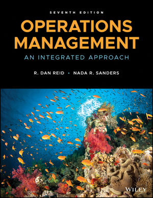 Operations Management 7e: An Integrated Approach