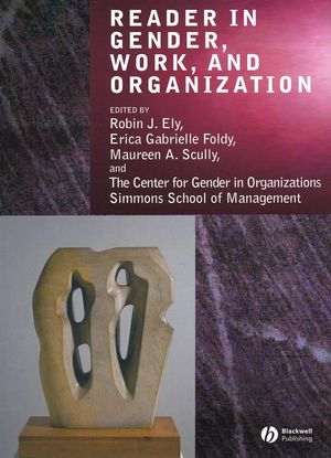 Reader in Gender, Work and Organization (140510256X) cover image