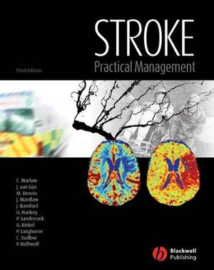 Stroke: Practical Management, 3rd Edition (140512766X) cover image