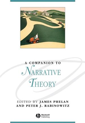 A Companion to Narrative Theory (140515196X) cover image