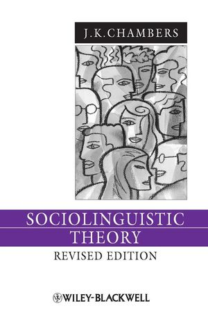Sociolinguistic Theory, 3rd Edition (140515246X) cover image