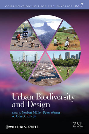 Urban Biodiversity and Design (144433266X) cover image