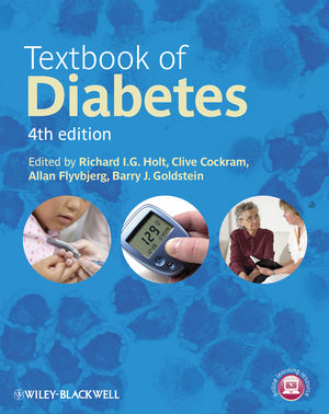 Textbook of Diabetes, 4th Edition