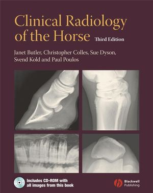 Clinical Radiology of the Horse, 3rd Edition (144435776X) cover image