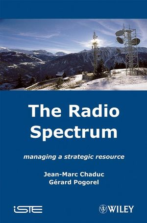 The Radio Spectrum (184821006X) cover image