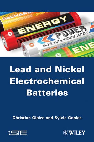 Lead-Nickel Electrochemical Batteries (184821376X) cover image