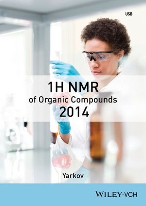 1H NMR of Organic Compounds 2014