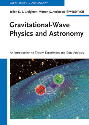 Gravitational-Wave Physics and Astronomy: An Introduction to Theory, Experiment and Data Analysis (352740886X) cover image