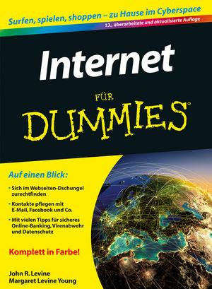 Internet für Dummies, 13. Auflage