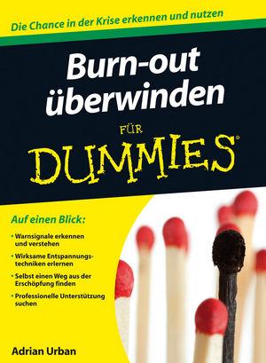 Burn-out überwinden für Dummies, 2. Auflage
