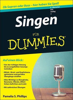 Singen für Dummies, 2. Auflage