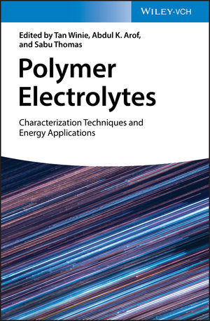Polymer Electrolytes: Characterization Techniques and Energy Applications