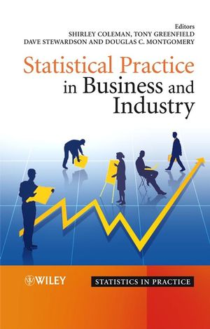Statistical Practice in Business and Industry (0470014970) cover image