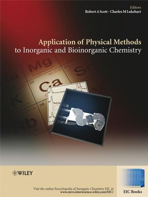 Applications of Physical Methods to Inorganic and Bioinorganic Chemistry (0470032170) cover image