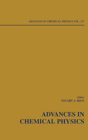Advances in Chemical Physics, Volume 137 (0470238070) cover image