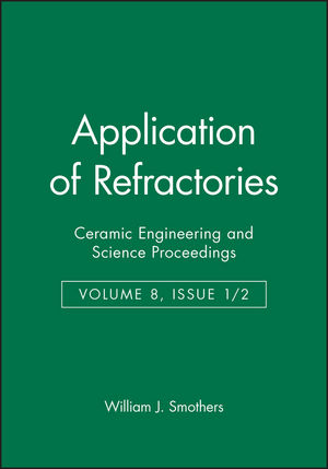 Application of Refractories, Volume 8, Issue 1/2