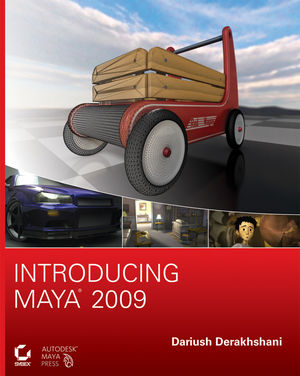 Introducing Maya 2009 (0470372370) cover image