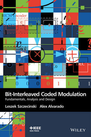 Bit-Interleaved Coded Modulation: Fundamentals, Analysis and Design (0470686170) cover image