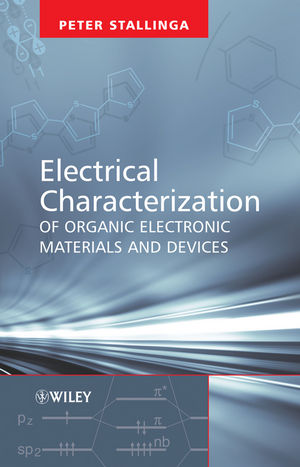 Electrical Characterization of Organic Electronic Materials and Devices  (0470750170) cover image
