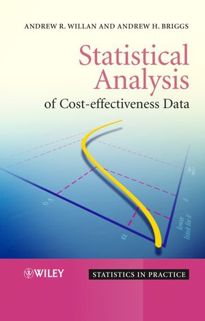 Statistical Analysis of Cost-Effectiveness Data (0470856270) cover image