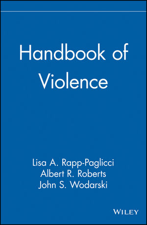 Handbook of Violence (0471414670) cover image