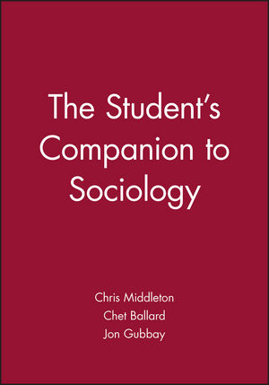 The Student's Companion to Sociology
