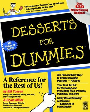 Desserts For Dummies<sup>&#174;</sup>