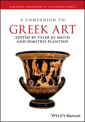 A Companion to Greek Art (1118273370) cover image