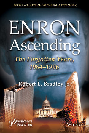 Enron Ascending: The Forgotten Years, 1984-1996 (1118549570) cover image